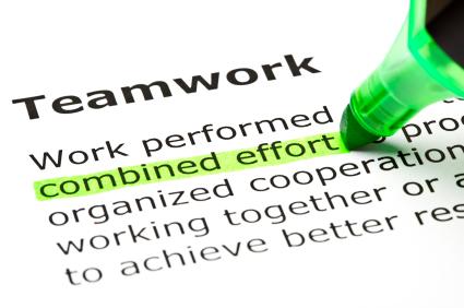 iStock_teamwork-definition