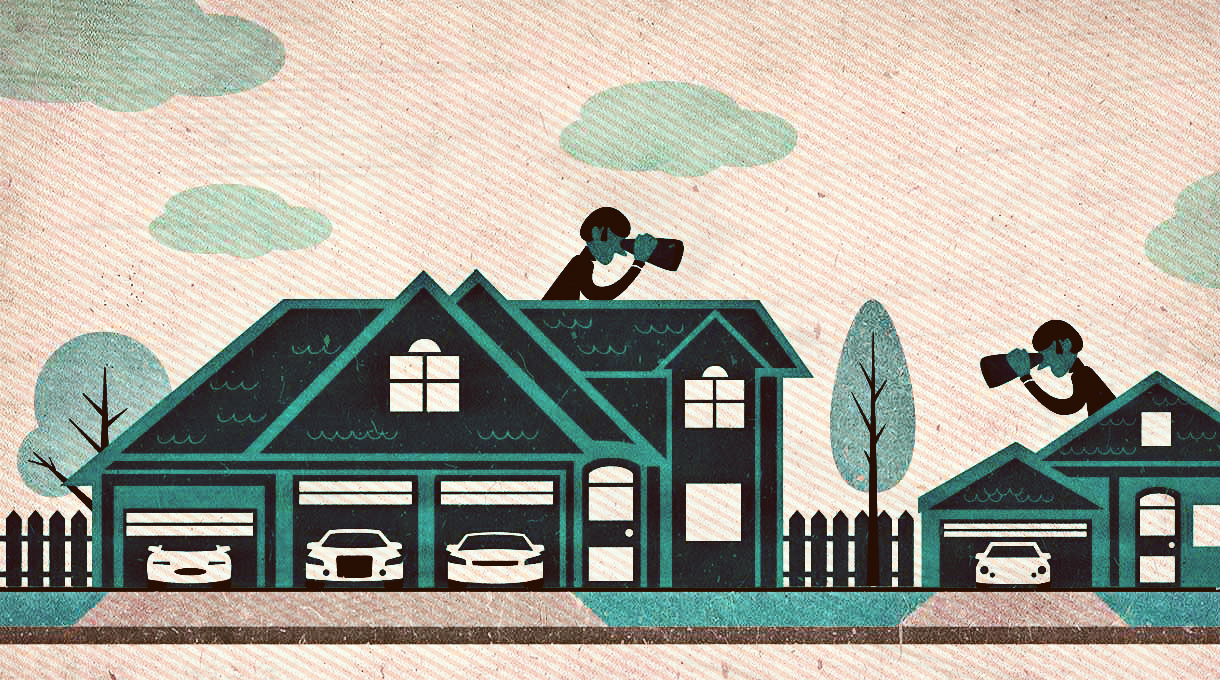 keeping up with the joneses Keep up with the joneses to maintain the same lifestyle as one's neighbors or peers a: why did she buy such an expensive car b: well, she lives in a wealthy part of town—i bet she just wants to keep up with the joneses.