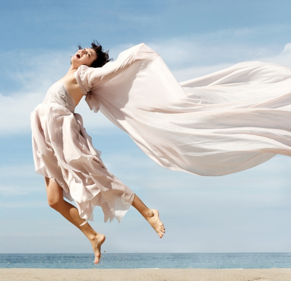 Raising Your Energy: Nothing Happens Without Movement