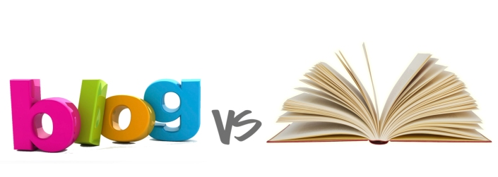Does Your Blog Need to Reflect The Topic & Genre of Your Novel?