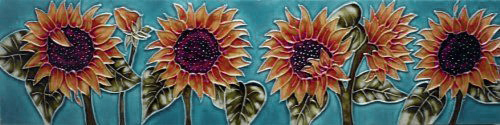 sunflowers horizontal
