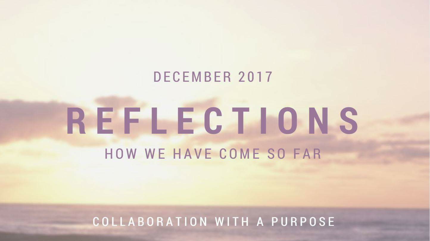 Goals & Reflections: I'm Not Quite There, But I'm Not Where I Was!