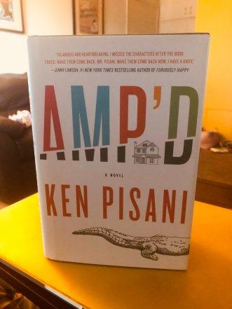 Amp'd by Ken Pisani